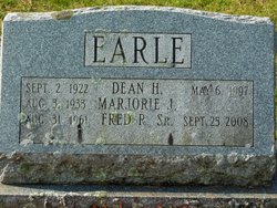 Fred R. Earle, Sr