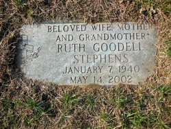 Ruth Olive <I>McLellan</I> Stephens