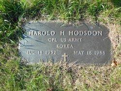 Harold H. Hodsdon