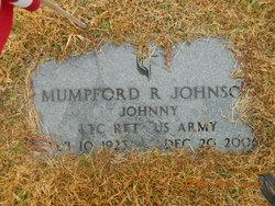 "LTC Mumpford Raymond ""Johnny"" Johnson"