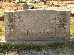 Ada <I>Wright</I> Gregory