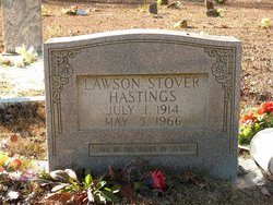Lawson Stover Hastings
