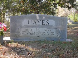Wilma G. Hayes