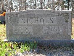 Virgie E. <I>Gregory</I> Nichols