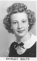 Shirley Katherine <I>Boltz</I> Jost-Winebarger