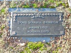 Doris <I>Stansell</I> Brereton