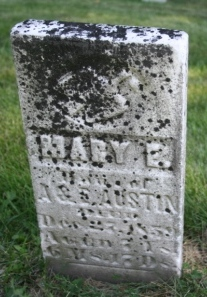 Mary E Austin