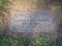 Alfred J Baltimore