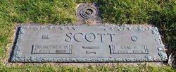 Dorothea D Scott