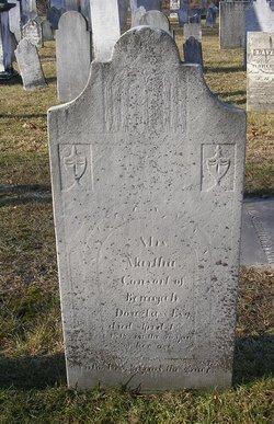 Martha <I>Arnold</I> Douglass