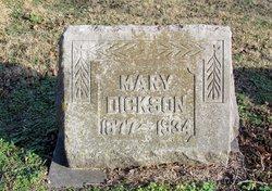 Mary Coon <I>Love</I> Dickson