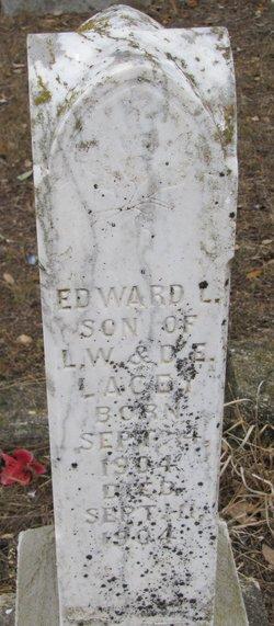Edward L Lacey