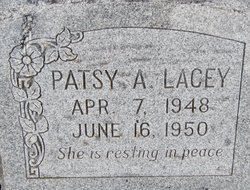 Patsy A Lacey