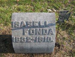 Isabella <I>Taylor</I> Fonda