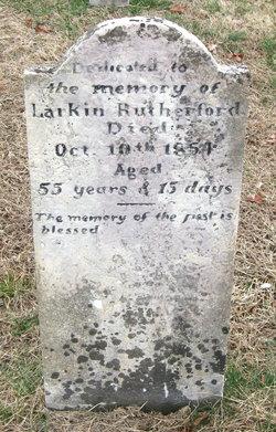 Larkin B. Rutherford, Sr