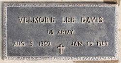 "Velmore Lee ""Petey"" Davis"