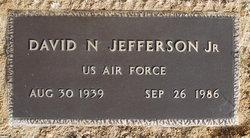 David N Jefferson, Jr