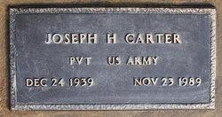Joseph H Carter