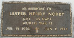 Lester Henry Norby
