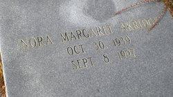 Nora Margaret Akridge