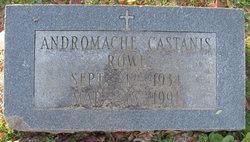 Andromache <I>Castanis</I> Rowe