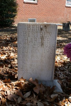 Berry Bertrum Hardee