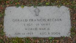 Gerald Francis Becker