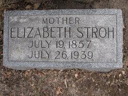 Elizabeth <I>Horst</I> Stroh