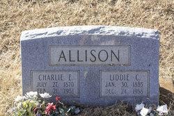 Charlie E Allison