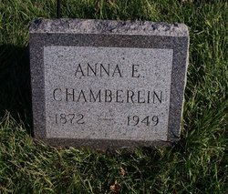 Anna E. Chamberlin