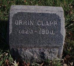 Orrin Clapp