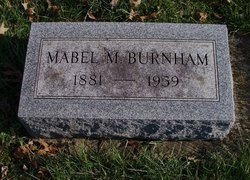 Mabel M. Burnham