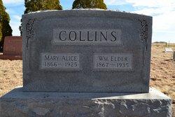 Mary Allice <I>Wilburn</I> Collins
