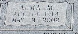 Alma Madeline <I>Barkley</I> Adkisson
