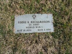 Eddie K Richardson