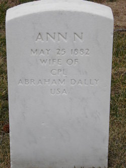 Ann <I>Norman</I> Dally