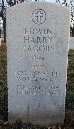 Edwin Harry Jacobs