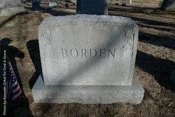 Louella M. <I>Shores</I> Borden