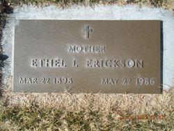 Ethel Erickson