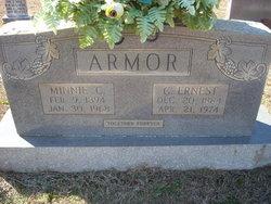 Minnie <I>Clemons</I> Armor