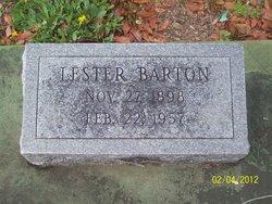Lester M Barton