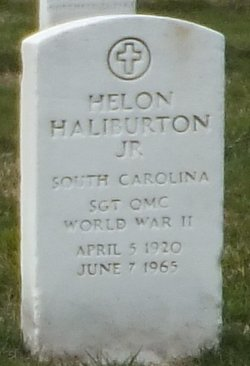 Helon Haliburton, Jr.