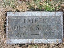 John Wesley Snyder