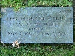 Loren Duane Cyrus