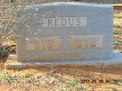 "Annie Laura ""Lora"" <I>Rumfield</I> Redus"