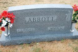 Minnie E <I>Heather</I> Abbott