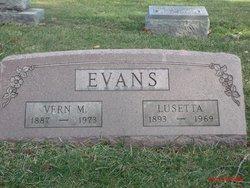 Vern Morris Evans