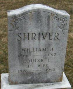 Louise A. <I>Lynch</I> Shriver