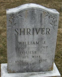 William James Shriver