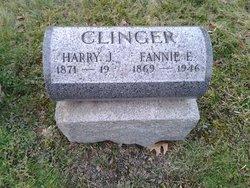 """Harry J. """"Hank"""" Clinger"""